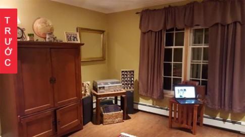 Phòng cũ kỹ cải tạo đẹp như khách sạn
