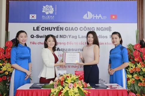 Phương pháp trị nám an toàn bậc nhất đã xuất hiện tại Việt Nam.