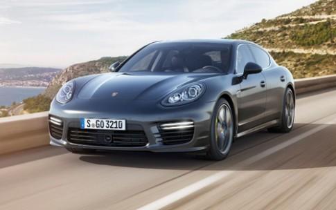 Porsche cân nhắc sản xuất tiểu Panamera