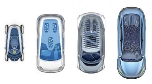Renault 'tan cong' Frankfurt bang xe dien