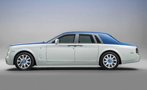 Rolls-Royce Phantom Nautica - màu của đại dương