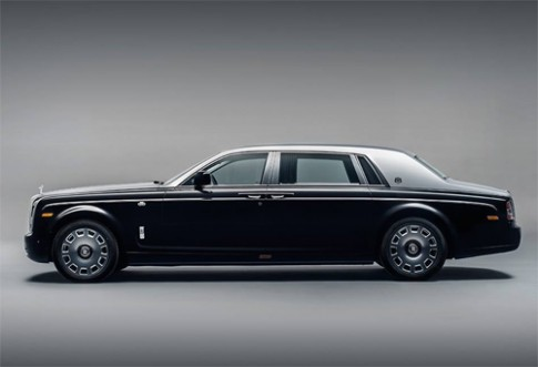 Rolls-Royce thêm Phantom bản đặc biệt