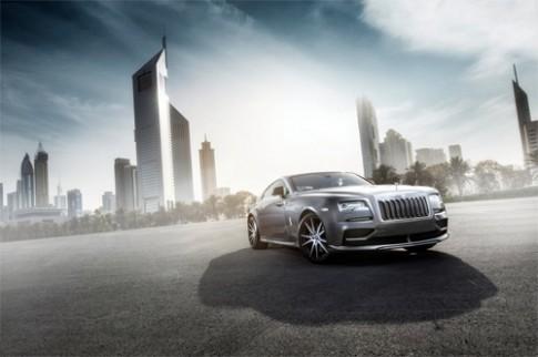 Rolls-Royce Wraith Ares