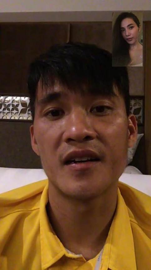 Sao Việt 24h qua: Thủy Tiên hứa sẽ bảo vệ Công Vinh khiến fan xúc động