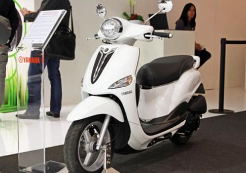 Scooter 125 chưa có tên của Yamaha