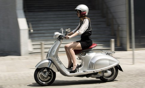 Scooter đắt nhất thế giới ra phiên bản đặc biệt