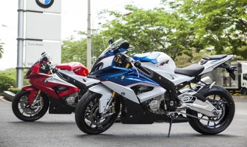 Siêu môtô BMW S1000RR đắt ngang ôtô ở Việt Nam