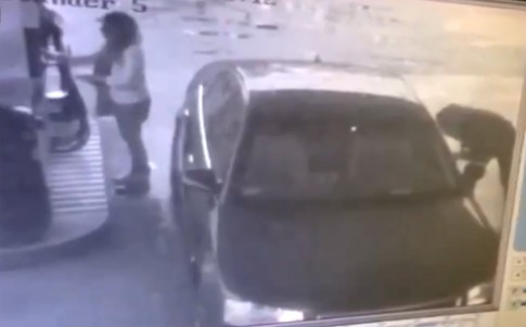 Siêu trộm đồ ôtô