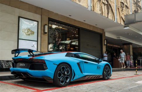 Siêu xe ở Singapore