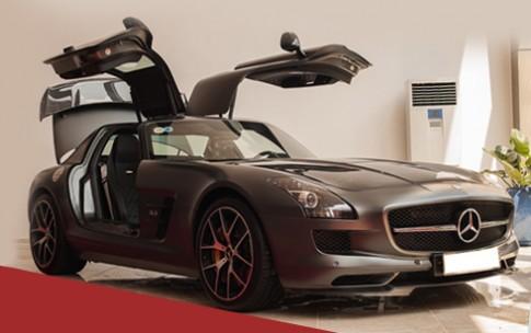 Siêu xe SLS AMG GT Final Edition duy nhất tại Việt Nam