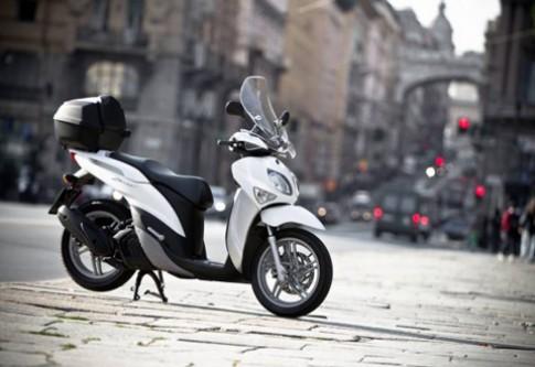Tân binh Yamaha Xenter 150 xuất hiện