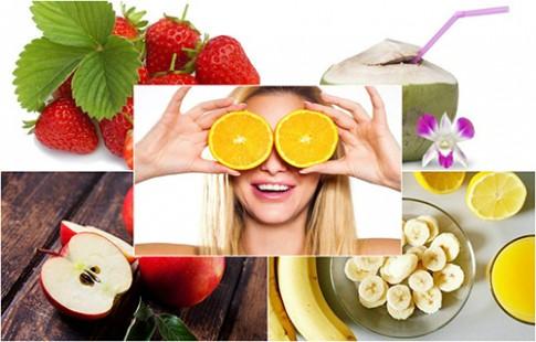 Tất tần tật các công thức mặt nạ từ trái cây tươi phù hợp với từng loại da