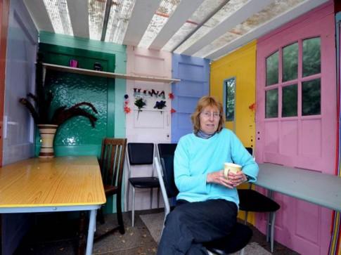 Thăm nhà người đàn bà tằn tiện nhất nước Anh