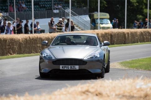 Thêm ảnh Aston Martin DB9 GT