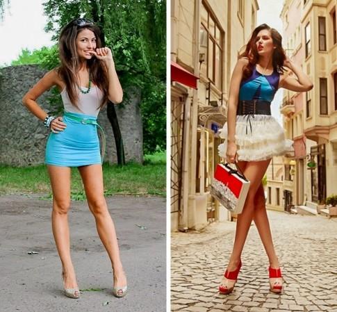 Thì ra 90% đàn ông đều không thích phụ nữ mặc váy quá ngắn
