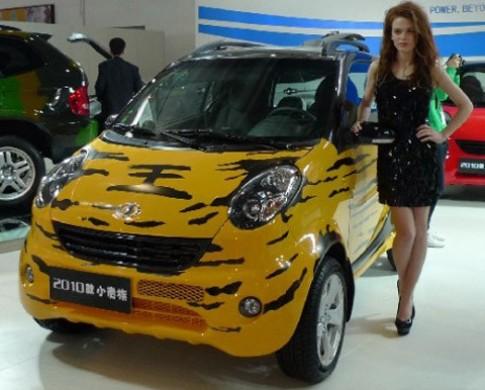 Thiên đường xe hơi nhái ở Bắc Kinh Autoshow 2010