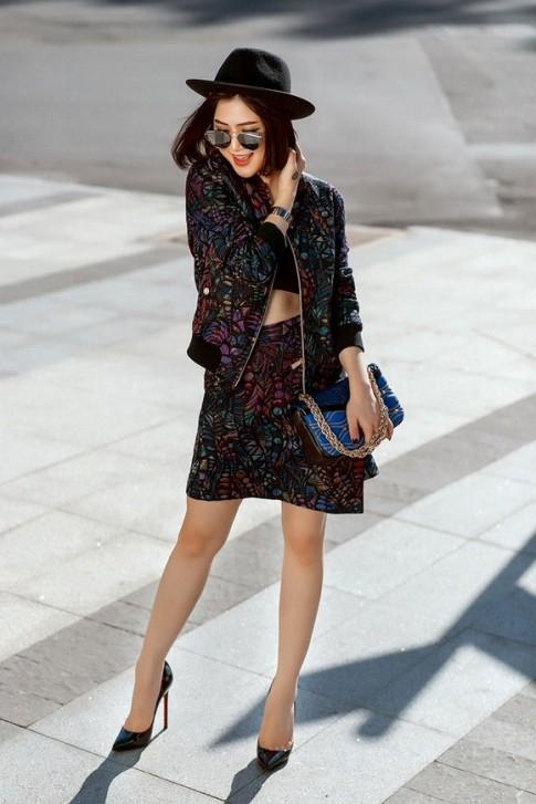Thời trang sao Việt đẹp tuần qua: Hương Tràm đẹp bất ngờ nhờ hàng hiệu