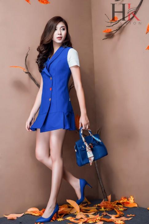Thương hiệu HK Fashion hướng tới nữ công sở Việt.