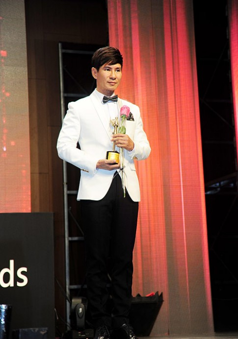 Tiết lộ về giải thưởng điện ảnh Hàn Quốc mà Lý Hải, Midu giành được