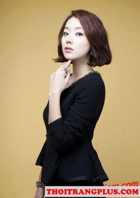 Tóc ngắn đẹp Hàn Quốc lôi cuốn trẻ trung cho mọi cô nàng 2017
