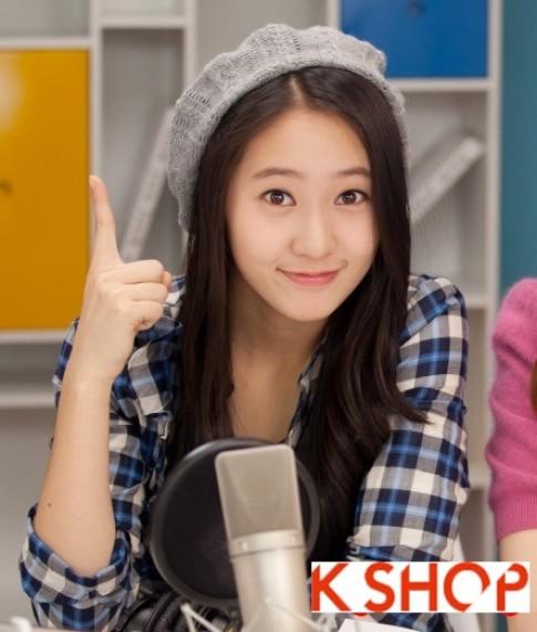 Tóc uốn xoăn tuyệt đẹp 2017 cho bạn gái dễ thương như sao Hàn Quốc