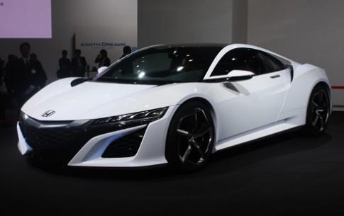 Tokyo Motor Show 2013 khai mạc