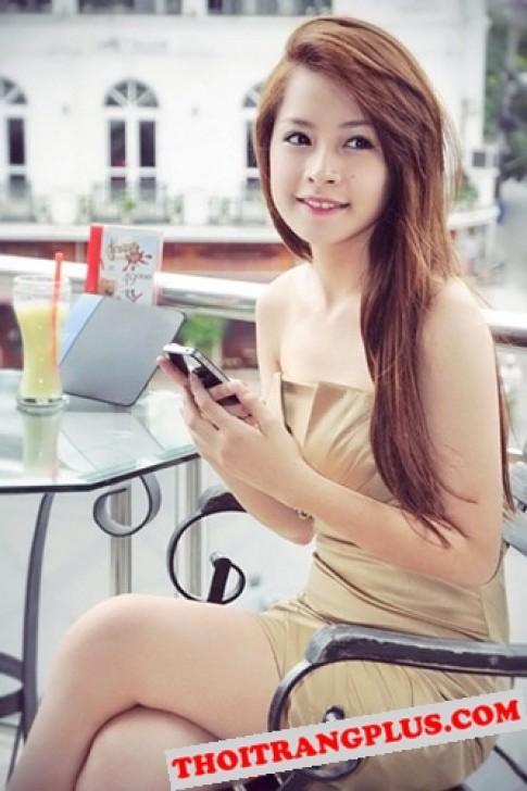 Top 4 kiểu tóc đẹp của Hot Girl Chi Pu lôi cuốn mọi ánh nhìn năm 2017