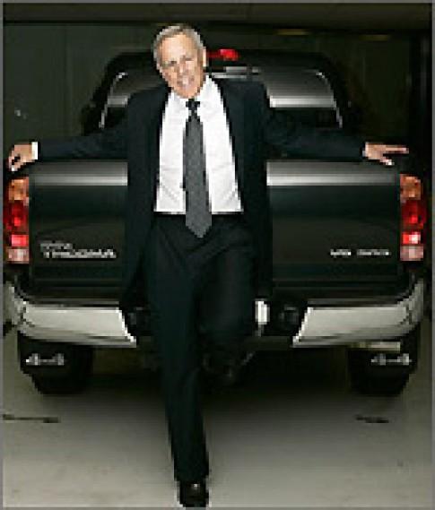 Toyota bổ nhiệm lãnh đạo người nước ngoài đầu tiên