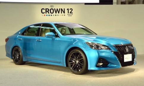 Toyota Crown 2016 - nâng cấp để xứng tầm