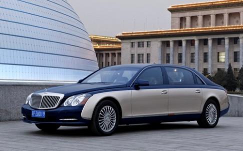 Trung Quốc - mục tiêu mới của các hãng siêu sang