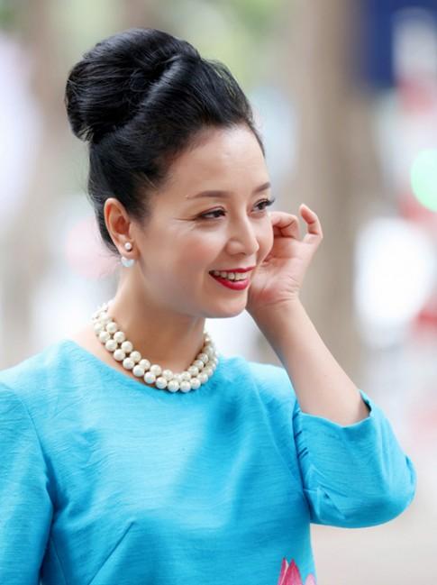 Tuổi 50, nữ diễn viên Chiều Xuân vẫn mải mê trẻ đẹp quên cả thời gian