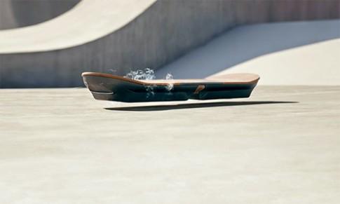 Ván trượt từ tính Hoverboard - tương lai của giao thông