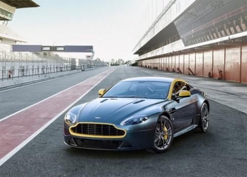 Vantage GT - bước ngoặt mới của Aston Martin