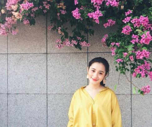 Vẻ đẹp lai muốn ngắm mãi của nữ du học sinh Việt tại Úc