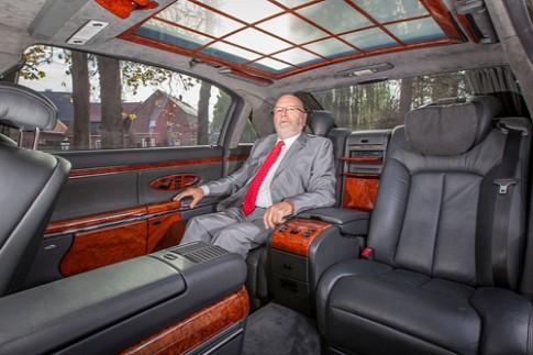 Xế sang Maybach 62 chạy 1 triệu km trong 5 năm
