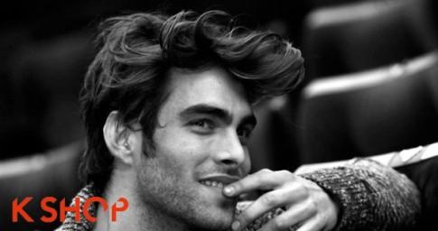 Xu hướng tóc nam đẹp mới lạ phong cách thời trang 2017 cuốn hút