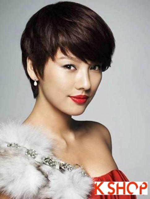 Xu hướng tóc ngắn Hàn Quốc đẹp 2017 cho bạn gái đầy cá tính năng động
