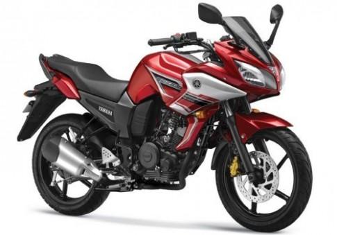 Yamaha FZ sắp xuất hiện bản nâng cấp