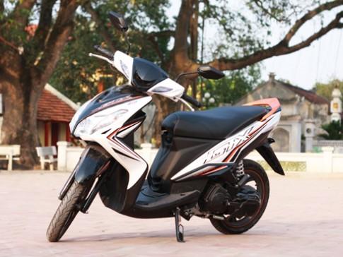 Yamaha Luvias FI - kỳ vọng vào phun xăng điện tử