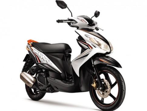 Yamaha Luvias GTX FI có giá 27,9 triệu đồng