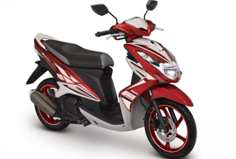 Yamaha sắp có xe ga 125 phân khối mới