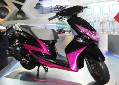 Yamaha sắp trình làng scooter 125 mới