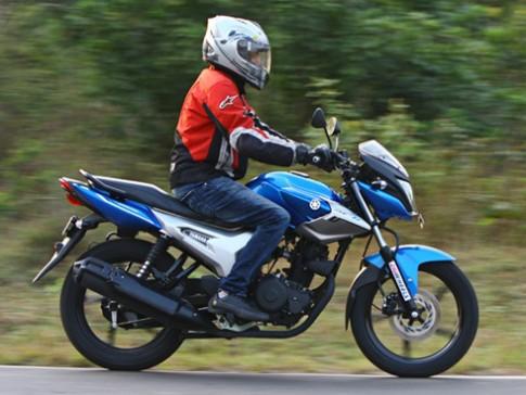 Yamaha SZ-R - đối thủ của Honda Verza 150