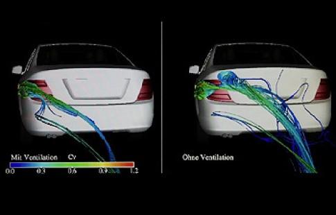 2 công nghệ nổi bật trên Mercedes C-class mới