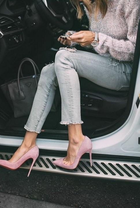 Đây mới là lý do vì sao phụ nữ nghiện giày cao gót