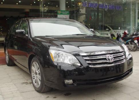 Toyota Avalon Limited 2007 - đậm phong cách Mỹ