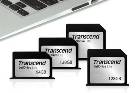 Transcend giới thiệu thẻ nhớ đặc biệt dành cho MacBook