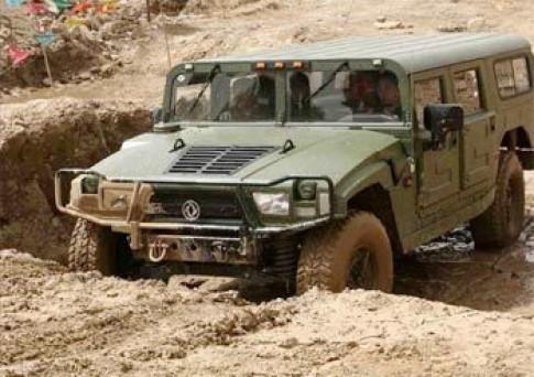 Xe Humvee kiểu Trung Quốc