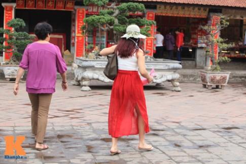 6 lưu ý về trang phục đi lễ chùa đầu năm