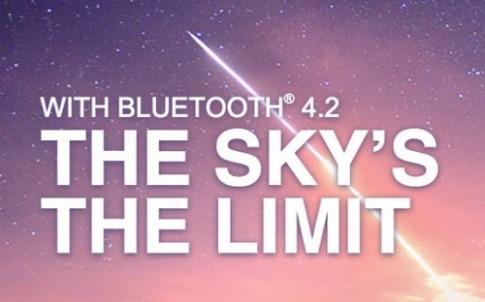 Chuẩn Bluetooth 4.2: Tăng tốc 2,5 lần, hỗ trợ Internet